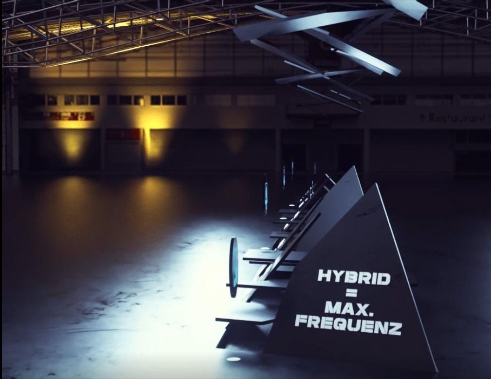 Virtual Hybridmovie