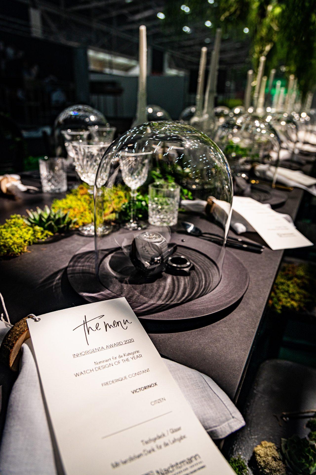 INHORGENTA | Halle C2 - Award