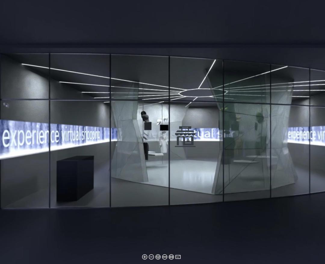 Virtual Pop-Up-Store